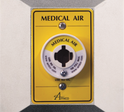 Oxequip medical air outlet